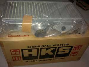 HKS TopMount Intercooler