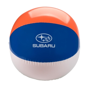 subaru beach ball